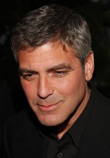 Джордж Клуни актер